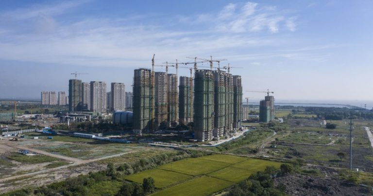 China has ability to address Evergrande situation, still risks remain -IMF