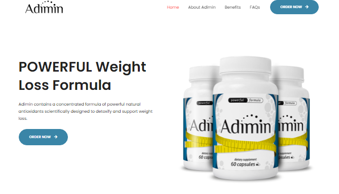 Adimin Reviews :- Supports Your Weight Loss Goals, Feel Great