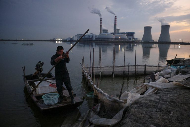 Winter chill keeps China's coal prices high, power crunch stokes inflation