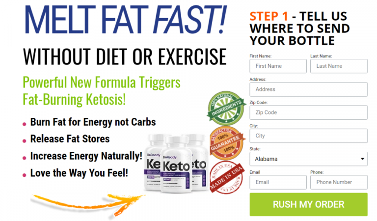 BioReady Keto Reviews :- Melt Fat Fast Without Diet Or Exercise