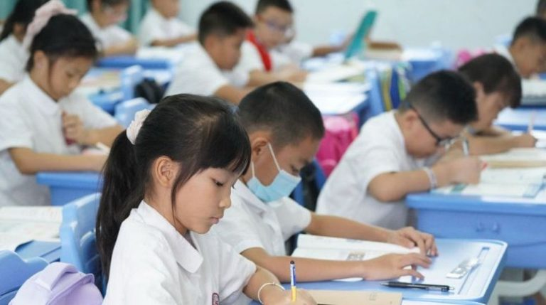 China education reforms: Law passed to reduce homework pressure on students