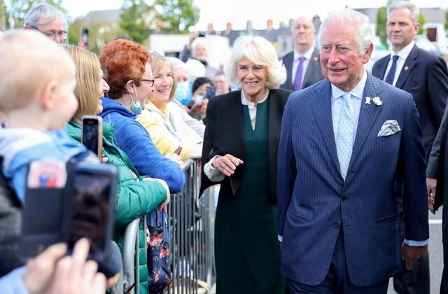 'They just talk': Prince Charles understands Thunberg's frustrations